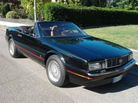 1992 Cadillac Allante na prodej