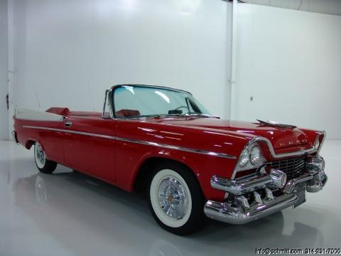 1958 Dodge Coronet Super D-500 Convertible na prodej
