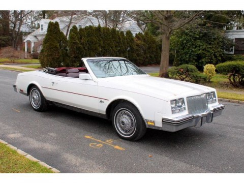 1985 Buick Riviera 2dr Coupe Convertible na prodej