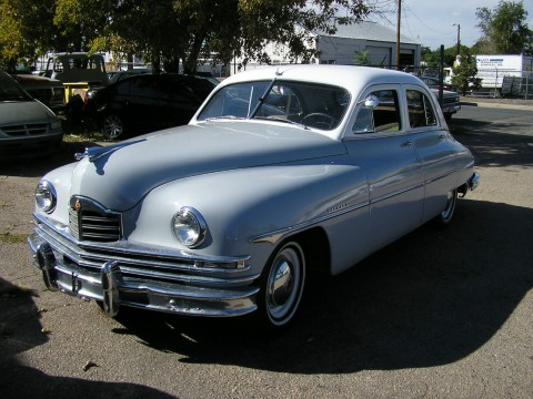 1949 Packard Standard Eight na prodej