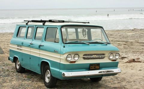 1963 Chevrolet Corvair na prodej