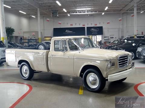 1963 Studebaker Champ 3/4 Ton Pickup na prodej