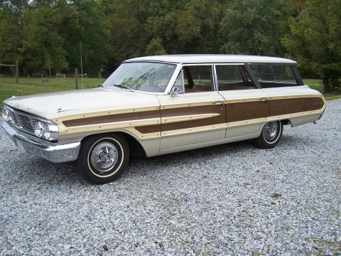1964 Ford Galaxie 500 Country Squire na prodej