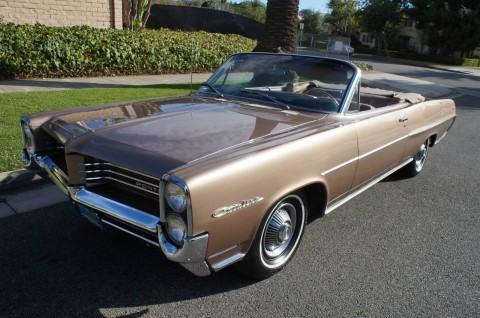1964 Pontiac Catalina Convertible na prodej