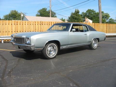 1971 Chevrolet Monte Carlo na prodej