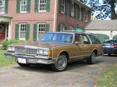 1988 Pontiac Safari na prodej