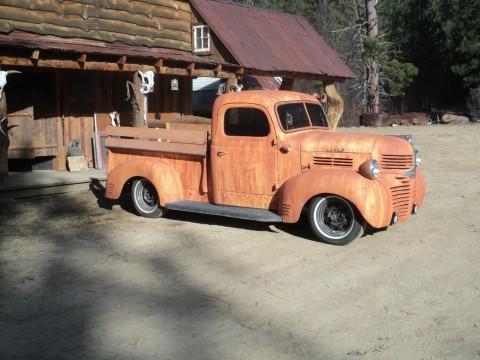 1945 Dodge Pickup Rat Rod na prodej