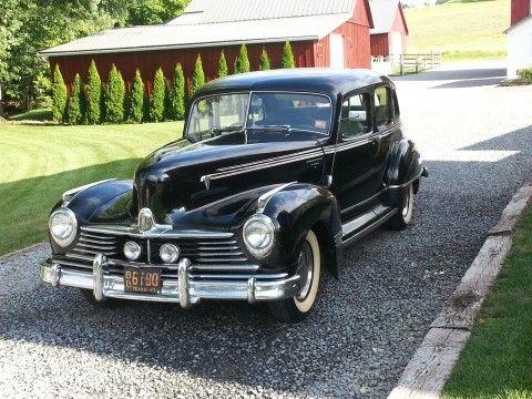 1947 Hudson Commodore na prodej