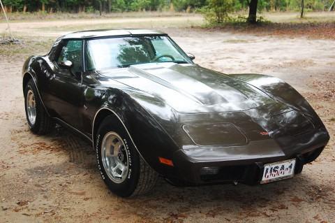 1979 Chevrolet Corvette C3 na prodej