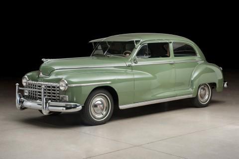 1948 Dodge DeLuxe 2-Door Sedan na prodej