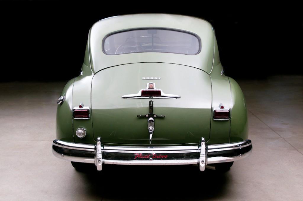 1948 dodge deluxe 2 door sedan na prodej for 1948 dodge 2 door sedan