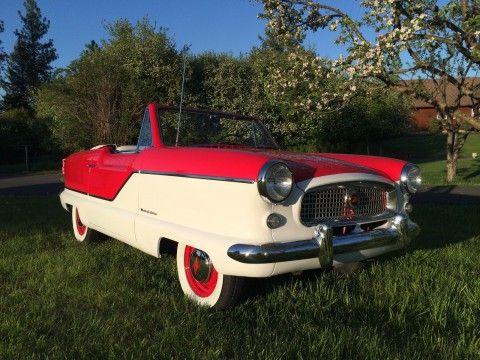 1958 Nash Metropolitan na prodej