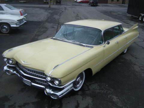 1959 Cadillac Sedan DeVille na prodej