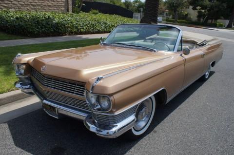 1964 Cadillac Eldorado Biarritz Convertible na prodej