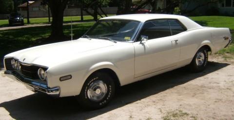 1968 Mercury Comet Sports Coupe na prodej