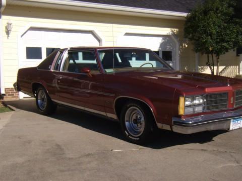 1978 Oldsmobile 88 Royale Coupe na prodej