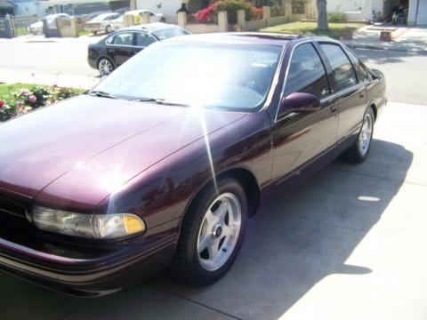 1995 Chevrolet Impala SS na prodej