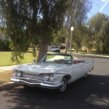 1960 Plymouth Fury Convertible na prodej