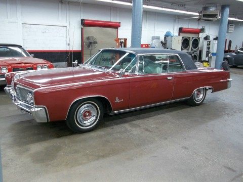 1964 Imperial Crown Coupe na prodej