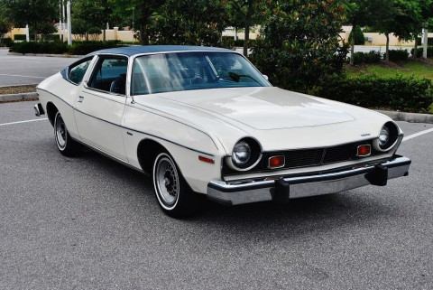 1976 AMC Matador na prodej