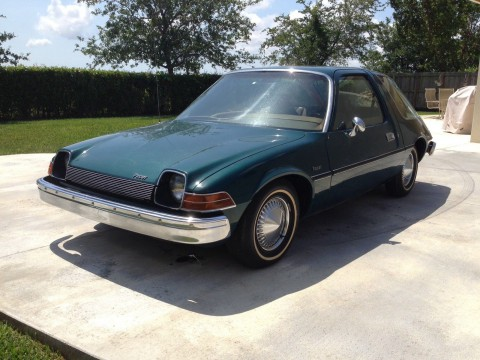 1976 AMC Pacer na prodej