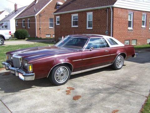 1979 Mercury Cougar XR7 na prodej