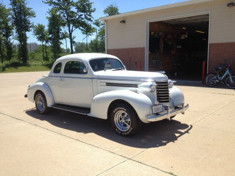 1937 Oldsmobile F37 Series 6 Business Coupe na prodej