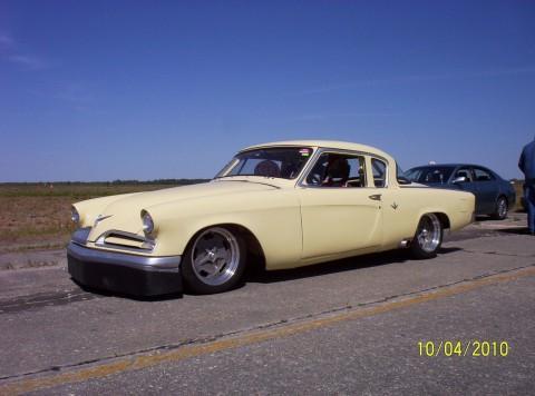 1953 Studebaker Coupe na prodej