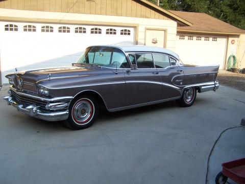 1958 Buick Limited na prodej