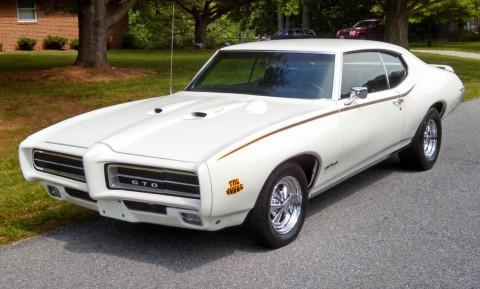 1969 Pontiac GTO Judge na prodej