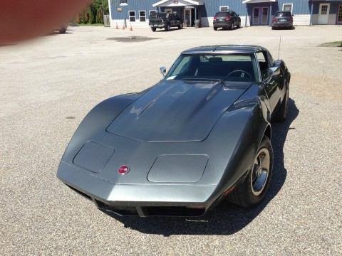 1973 Chevrolet Corvette Stingray na prodej
