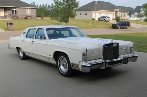 1979 Lincoln Continental na prodej