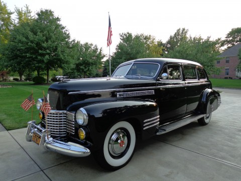1941 Cadillac Fleetwood 75 Limousine na prodej