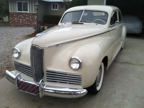 1941 Packard Clipper na prodej