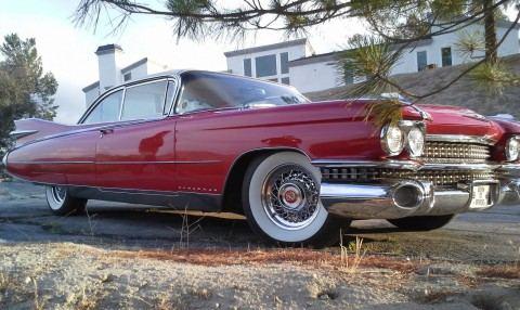 1959 Cadillac Eldorado Seville na prodej