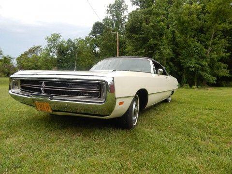 1969 Chrysler 300 Convertible na prodej