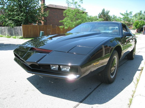 1985 Pontiac Trans Am K.I.I.T. na prodej