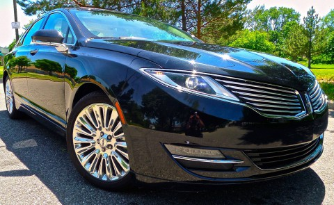 2013 Lincoln MKZ na prodej