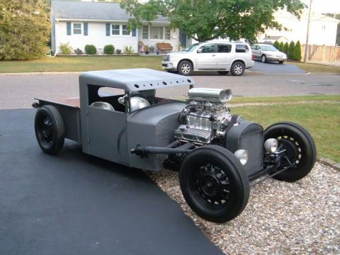 1929 Chevrolet Pickup Hot Rod na prodej