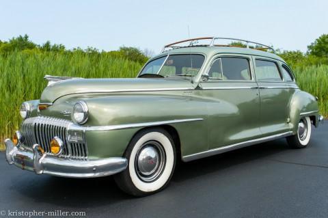 1948 DeSoto Suburban na prodej