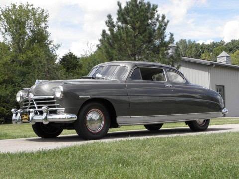 1950 Hudson Pacemaker na prodej