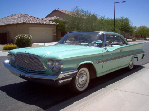 1960 Chrysler Windsor na prodej