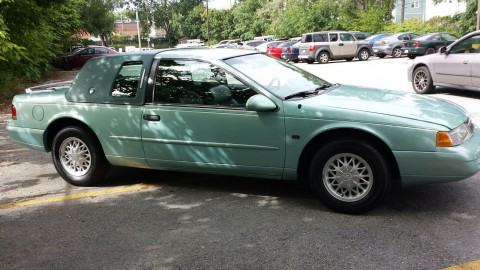 1994 Mercury Cougar XR-7 Bostonian Edition na prodej