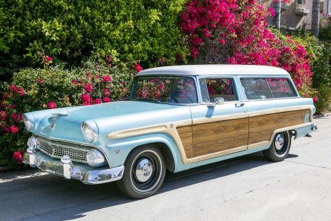 1955 Ford Woody Wagon na prodej