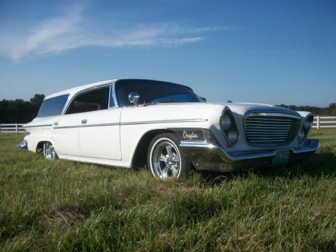 1962 Chrysler Town & Country na prodej