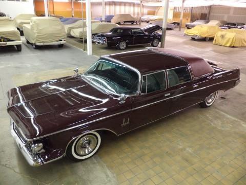 1963 Imperial Ghia na prodej