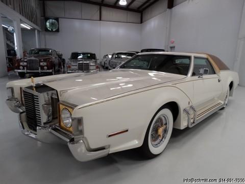 1972 Lincoln Bugazzi na prodej