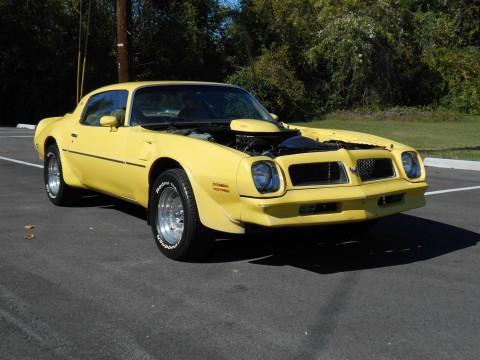 1976 Pontiac Trans Am na prodej