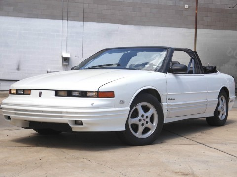 1994 Oldsmobile Cutlass Supreme Convertible na prodej