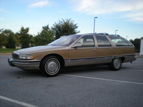 1995 Buick Roadmaster Estate Wagon na prodej